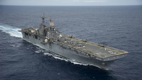 Another Navy Officer Pleads Guilty in Hooker-for-Info Bribery Scandal