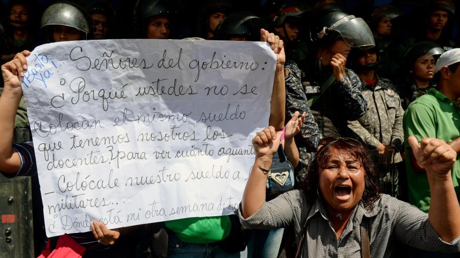Venezuela's problems aren't caused by socialism
