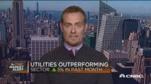 Analyst explains why utilities are outperforming the rest...