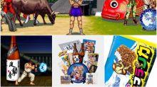 佐賀 X 《Street Fighter II》 波動清酒怪獸雪條
