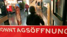 Gewerkschaft: Verdi will gegen Sonntagsöffnungen in Berlin klagen