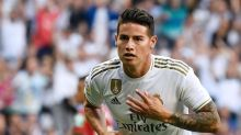 Real Madrid offer 'gratitude and affection' to James Rodriguez after Colombian completes Everton switch