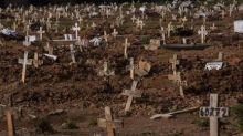 Brasil supera marcas de 90 mil mortes e 2,5 milhões de casos de coronavírus, diz consórcio de veículos de imprensa