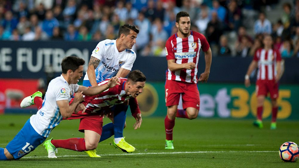 Malaga 0 x 2 Atlético de Madrid: Filipe Luis balança as redes, e Colchoneros vencem fora de casa