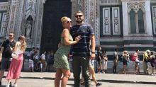 Belén Esteban y Miguel Marcos: el álbum de fotos de su viaje a la Toscana