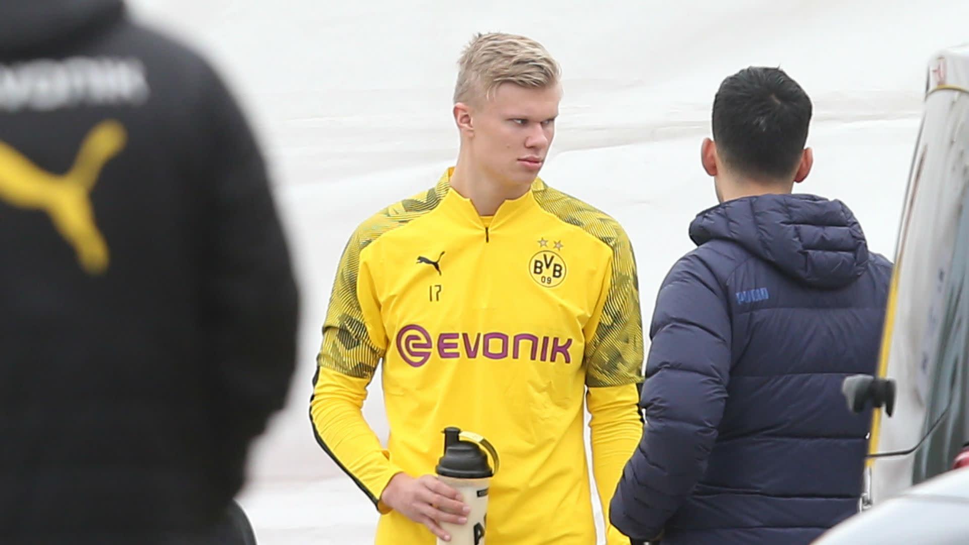 Dortmund Haven T Had Player Like Haaland Since Lewandowski Reus