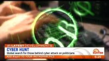 Global hunt underway following cyber attack