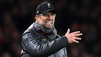 'Top four not enough for Klopp & Liverpool'