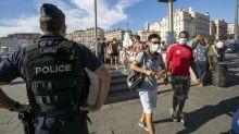 """Marseille : la mairie préfère la """"pédagogie"""" aux """"coups de menton"""" face à l'augmentation des cas de coronavirus"""