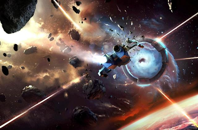 JXE Streams: Boldly exploring space in 'Sid Meier's Starships'