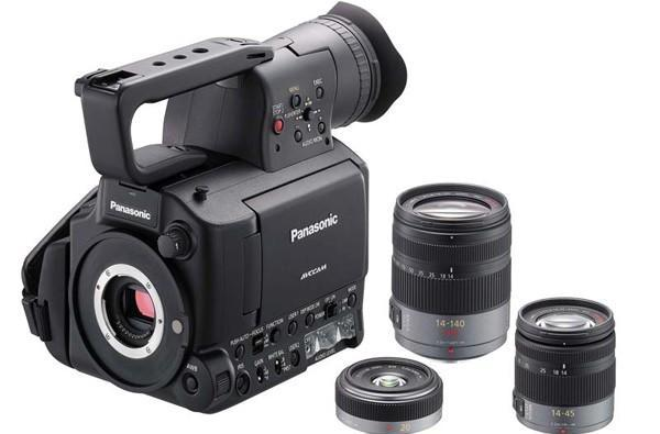 Panasonic announces AF105 Micro Four Thirds camcorder, interchangeable lenses not included