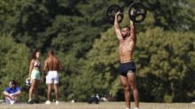 'I'm more successful online': personal trainers adapt to lockdown routine
