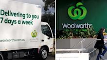 Woolworths customers 'very angry' over frustrating delivery problem