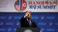 In Hanoi, Trump calls Michael Cohen's congressional testimony 'shameful' and 'fake'