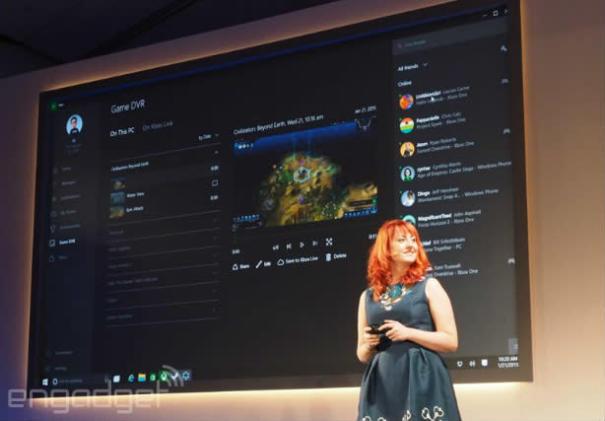Xbox apps, DVR, cross-platform streaming heads to Windows 10 [Update: Video]