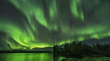 The northern lights will be visible across southern Canada this Labour Day Weekend