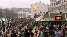 Coronavirus: McDonald's annule sa fête d'anniversaire en Russie