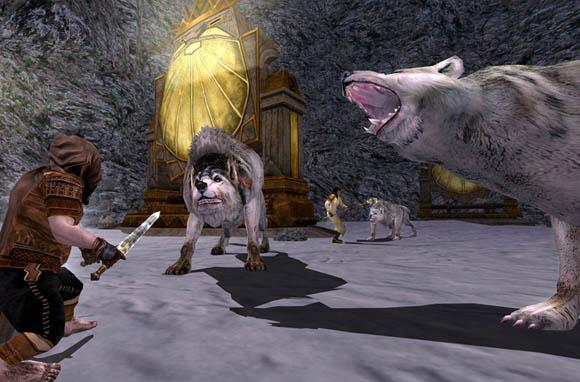 Gaze into LotRO Book 2.8's Hall of Mirrors with six new screenshots
