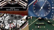 腕錶冷知識 長動能要有幾持久?