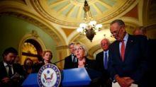 U.S. senators reach bipartisan deal on Obamacare, Trump indicates support