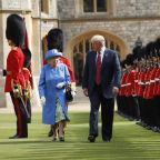 President Trump accepts Queen Elizabeth's invitation to visit U.K.