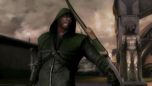 Free 'Arrow' skin available for Injustice: Gods Among Us