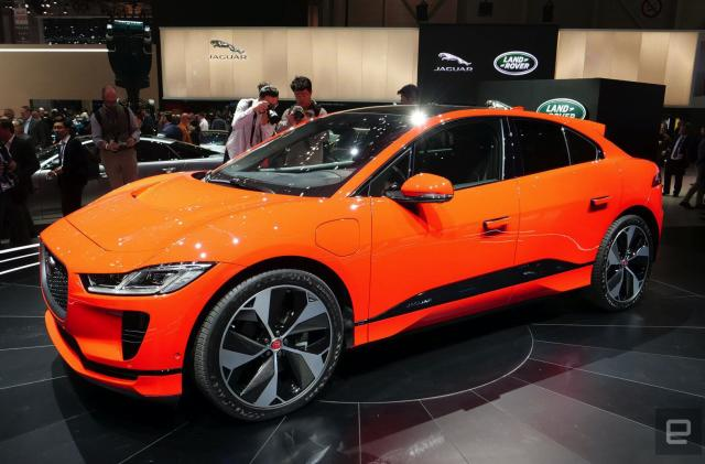 Jaguar will become an all-electric brand in 2025