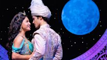 Childhood Friends Reunite to Play Aladdin and Jasmine in Theater Production: 'Like a Hug from Home'