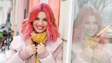 Susan Sideropoulos verschenkt «rosarotes Glück»