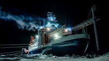 """Forschungsschiff """"Polarstern"""" erreicht nach einem Jahr in Arktis Bremerhaven"""
