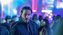 First John Wick 2 pictures show Keanu Reeves and his brand new dog