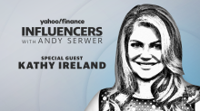 Kathy Ireland joins Influencers with Andy Serwer