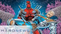 Deadpool & Cable, Death Battle Update and The Walking Dead 360 Fiasco - Hard News Clip