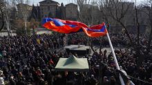 Armenian president refuses to fire armed forces chief at centre of political crisis