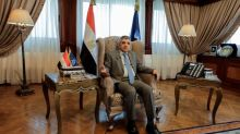 Suez Canal chief says southern stretch to be expanded