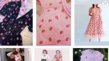 """La tendance de la robe à fraises, parfait exemple du """"privilège des minces"""" ?"""