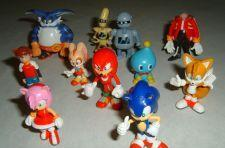 Note to bachelors: Sonic figures are a turn-off
