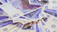 British pound rallies only to give back gains against yen