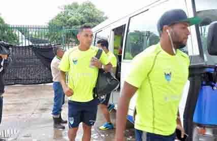 Sport Boys se fue temprano a Brasil