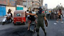 Iraq says nearly 560 killed in anti-government unrest