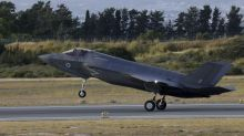 UK F-35 fighters fly missions from Cyprus over Syria, Iraq