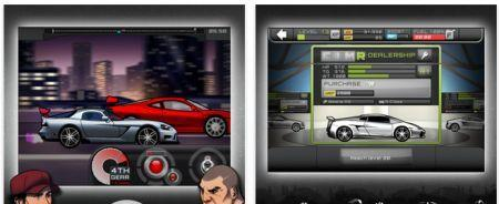 Daily iPhone App: Drag Racer World roars out of the gate