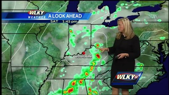 WLKY Saturday Weather for July 6th