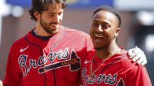 Ozzie remains out of the lineup as Braves battle Cubs on Sunday