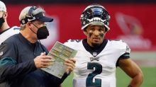 Doug Pederson: I'm excited for Jalen Hurts and what he can do