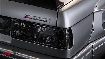 不輸M Power!「老三」E30超特殊「M350i」另類改式樣
