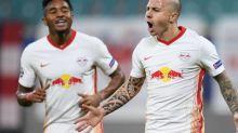 Foot - C1 - Ligue des champions: Angelino et Leipzig domptent Basaksehir