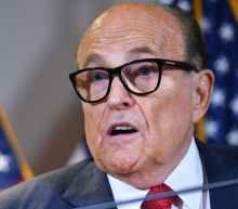 Rudy Giuliani hit with $1.3 billion defamation lawsuit from Dominion over election 'disinformation campaign'