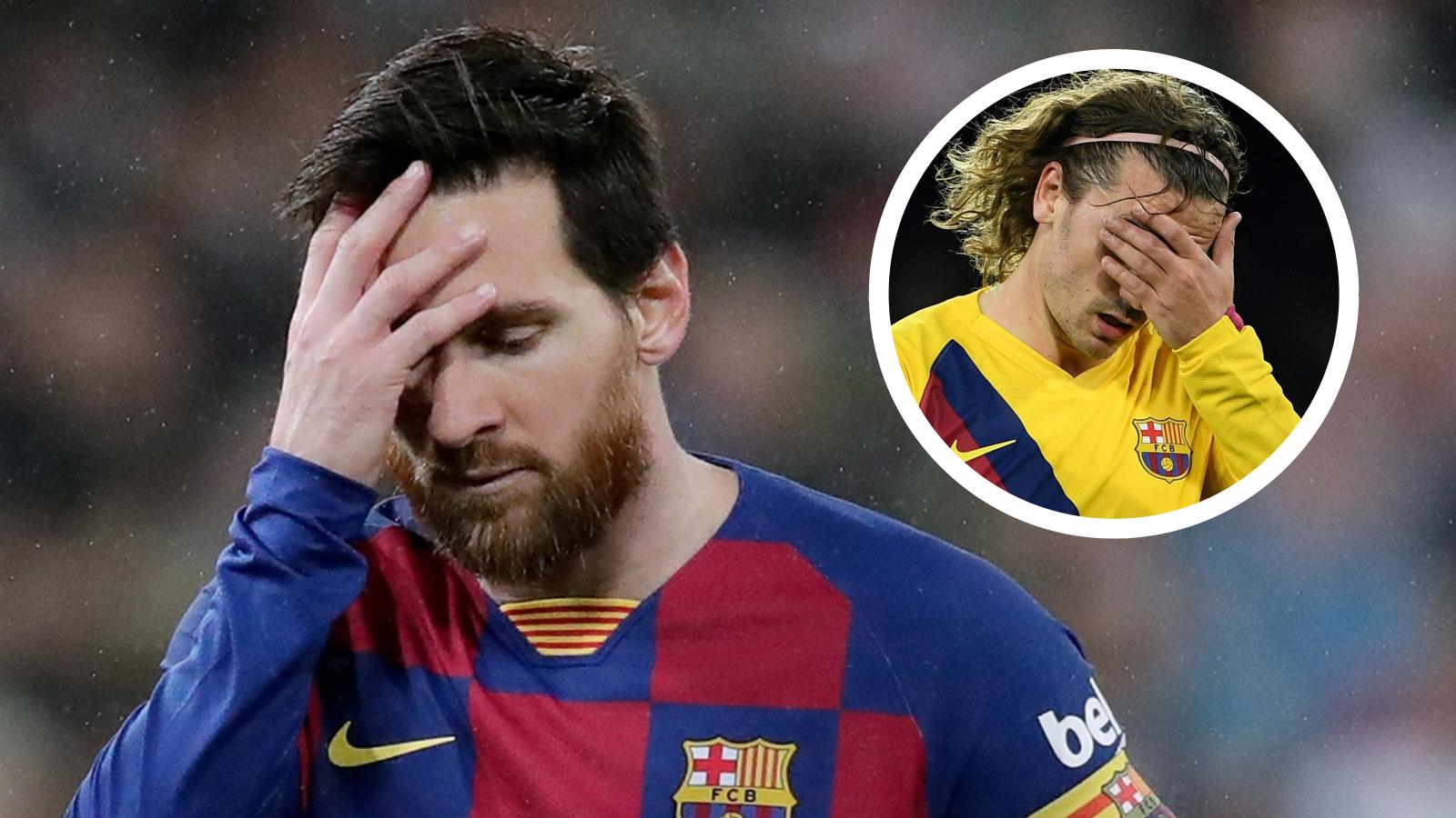 Dugarry calls Messi 'half autistic' in shocking Barcelona & Griezmann rant