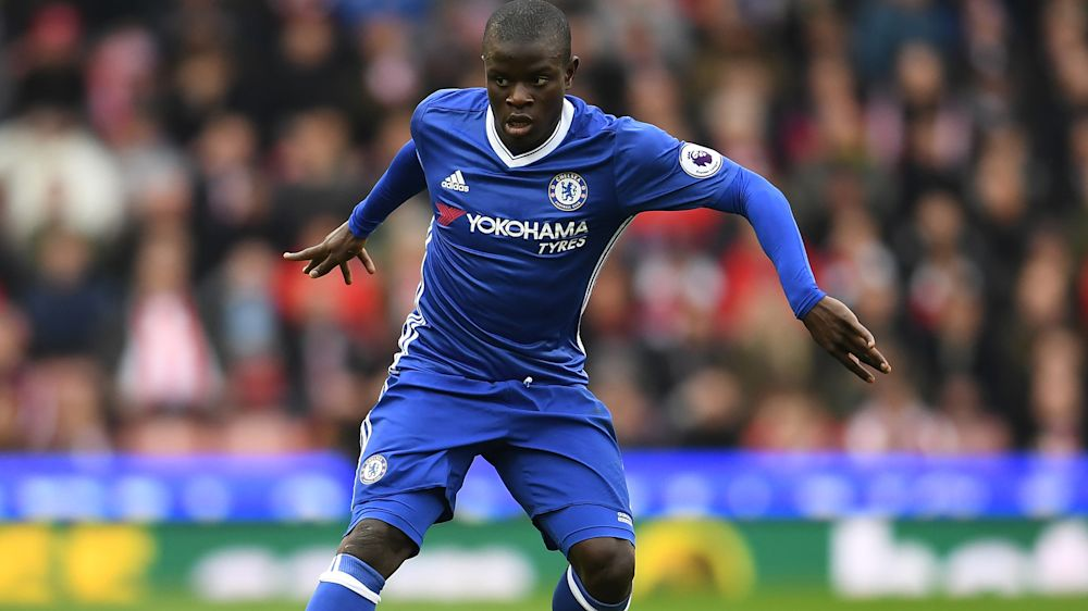 Kante in contention against Manchester United but no risks from Conte